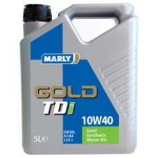 GOLD Tdi 10W40 5 л.