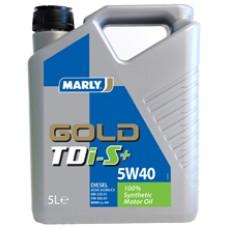 GOLD Tdi-S+ 5W40 5 л.